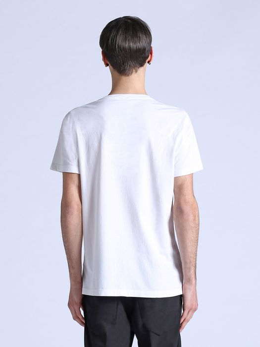 DIESEL T-THE-KING Camiseta U e