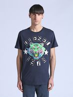 DIESEL T-THE-KING T-Shirt U f