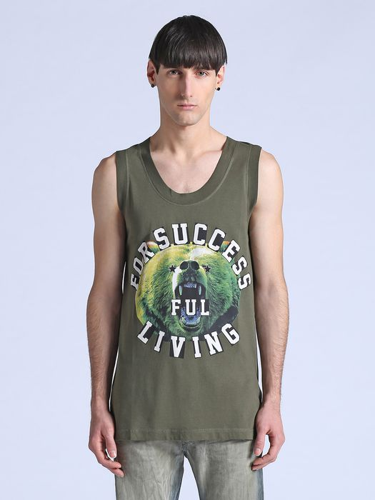 DIESEL T-PRINCE Camiseta U f