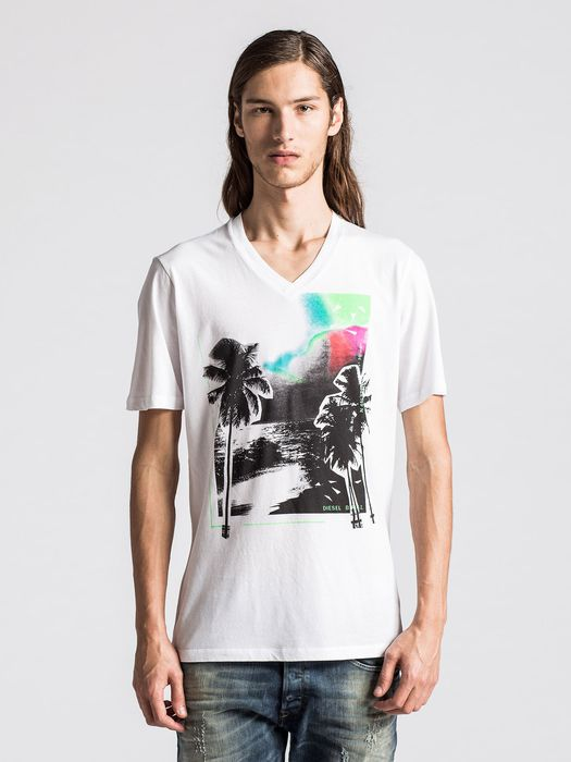 DIESEL T-WAT T-Shirt U f