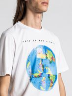 DIESEL T-MOND T-Shirt U a