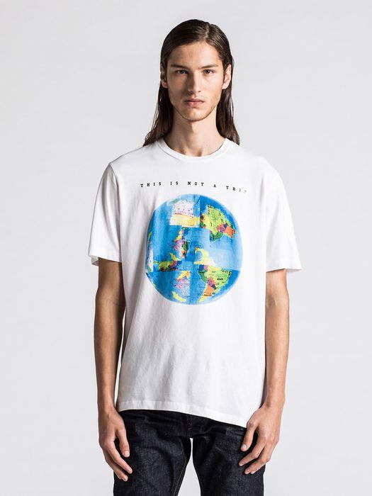 DIESEL T-MOND T-Shirt U f