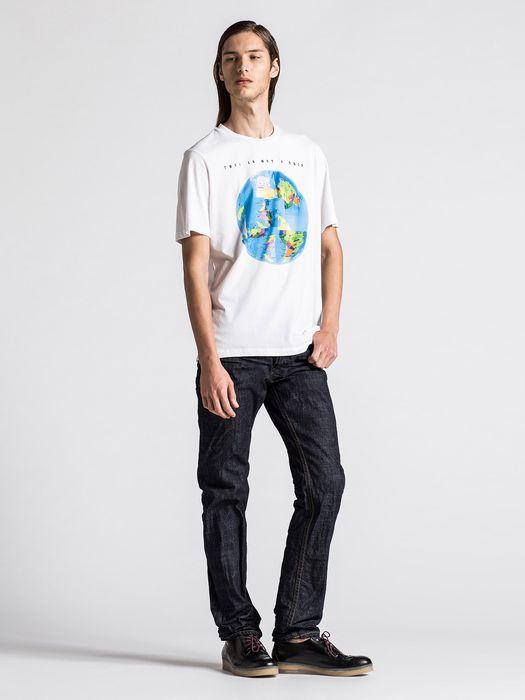 DIESEL T-MOND Camiseta U r