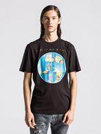 DIESEL T-MOND Camiseta U f