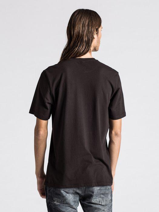 DIESEL T-MOND Camiseta U e