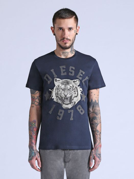 DIESEL T-TGR T-Shirt U f
