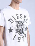 DIESEL T-TGR T-Shirt U a