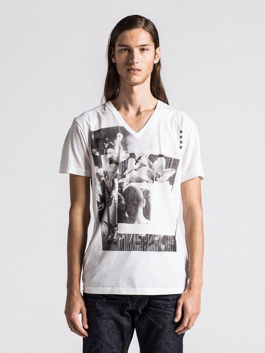 DIESEL T-TOC T-Shirt U f