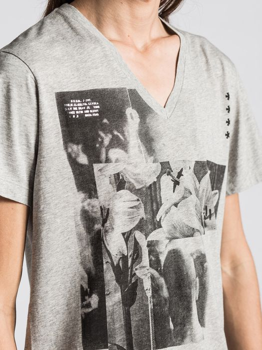 DIESEL T-TOC Camiseta U a