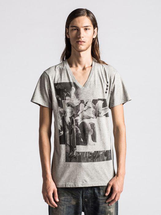 DIESEL T-TOC Camiseta U f