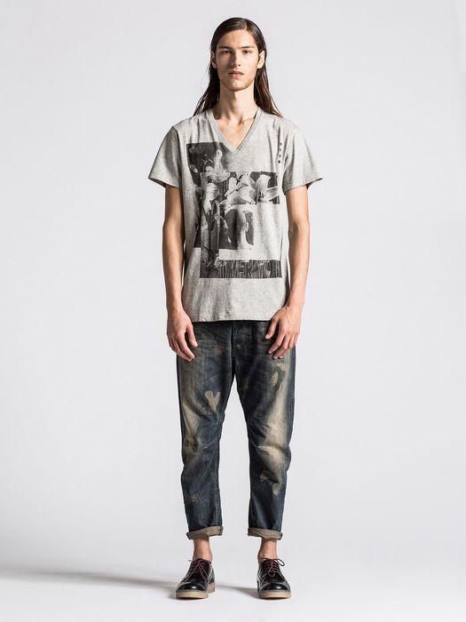 DIESEL T-TOC Camiseta U r