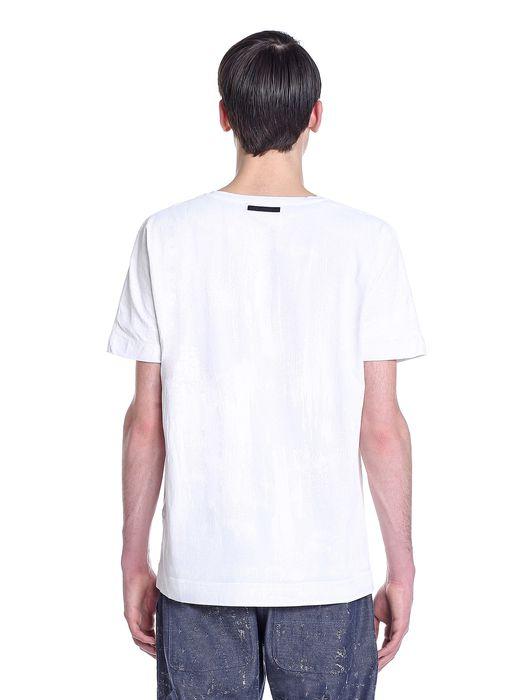 DIESEL BLACK GOLD TRENSY-SSL-FS Camiseta U e