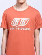 55DSL T-FAKE T-Shirt U a