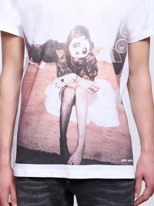 55DSL TRASHANDA Camiseta U a