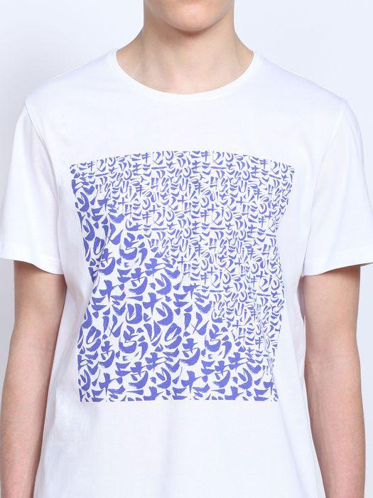 55DSL TEXTO Camiseta U a