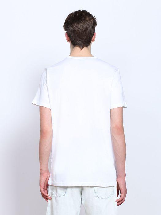 55DSL TEXTO Camiseta U e