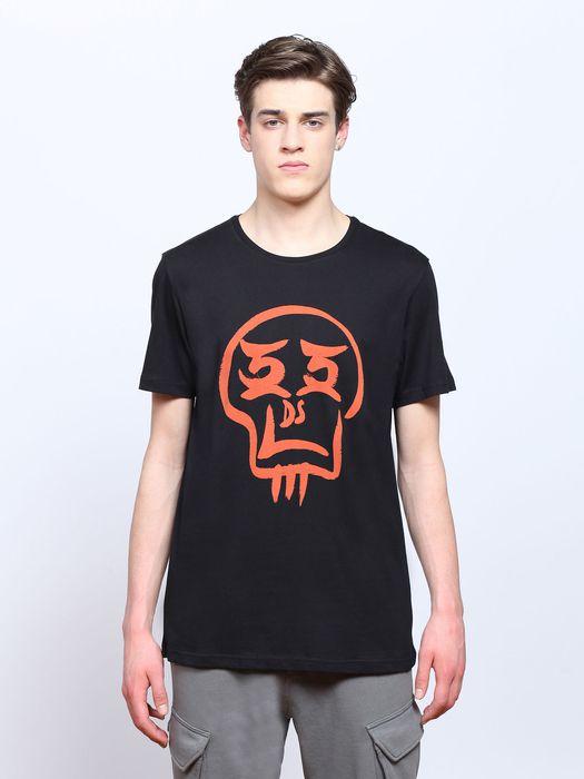 55DSL T-SKULL T-Shirt U f