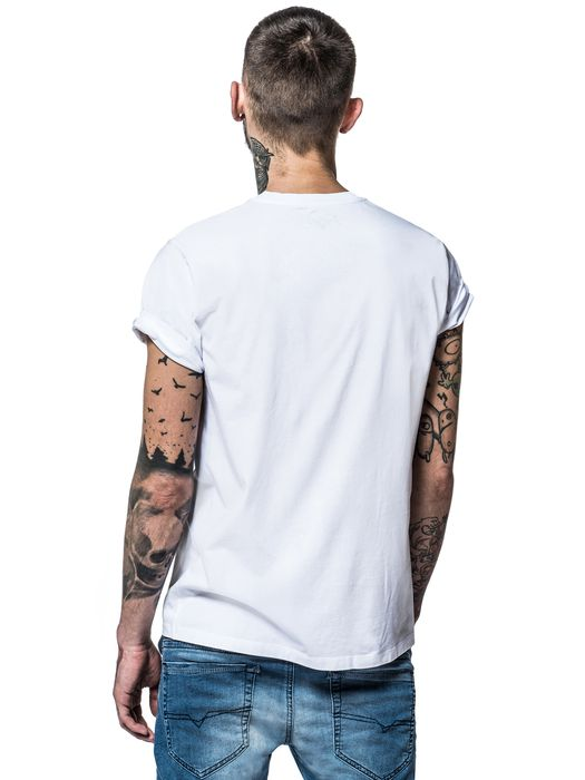 DIESEL REBOOT-T-FREEDOM T-Shirt E e