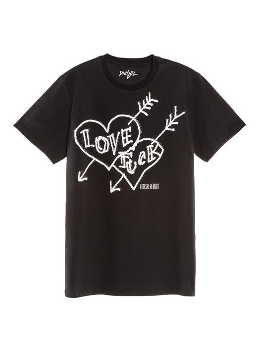 DIESEL REBOOT-T-FREEDOM Camiseta E a