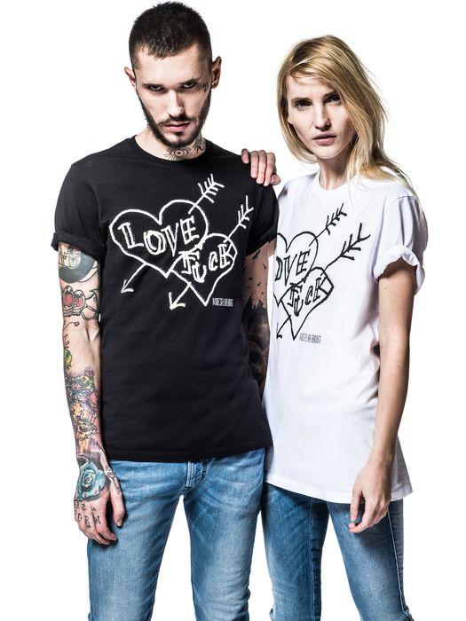 DIESEL REBOOT-T-FREEDOM T-Shirt E b