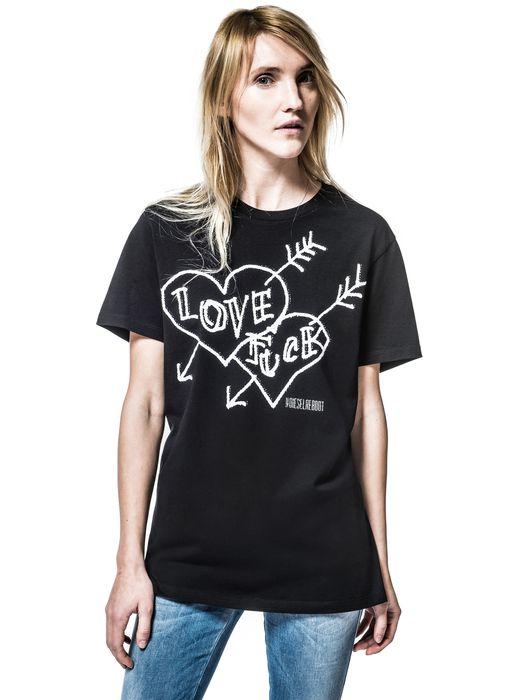 DIESEL REBOOT-T-FREEDOM T-Shirt E r