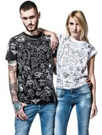 DIESEL REBOOT-T-VETERAN T-Shirt E b