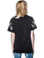 DIESEL REBOOT-T-VETERAN T-Shirt E d
