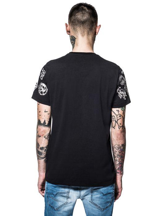 DIESEL REBOOT-T-VETERAN T-Shirt E e