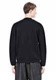 ALEXANDER WANG FINE GAUGE JACQUARD BOMBER JACKETS AND OUTERWEAR  Adult 8_n_d