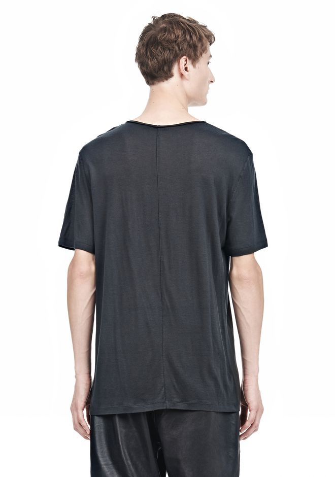 ALEXANDER WANG SHORT SLEEVE TEE Short sleeve t-shirt Adult 12_n_d