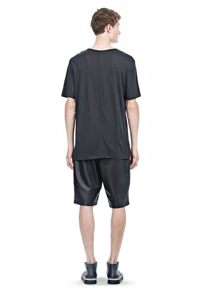 ALEXANDER WANG SHORT SLEEVE TEE Short sleeve t-shirt Adult 12_n_r