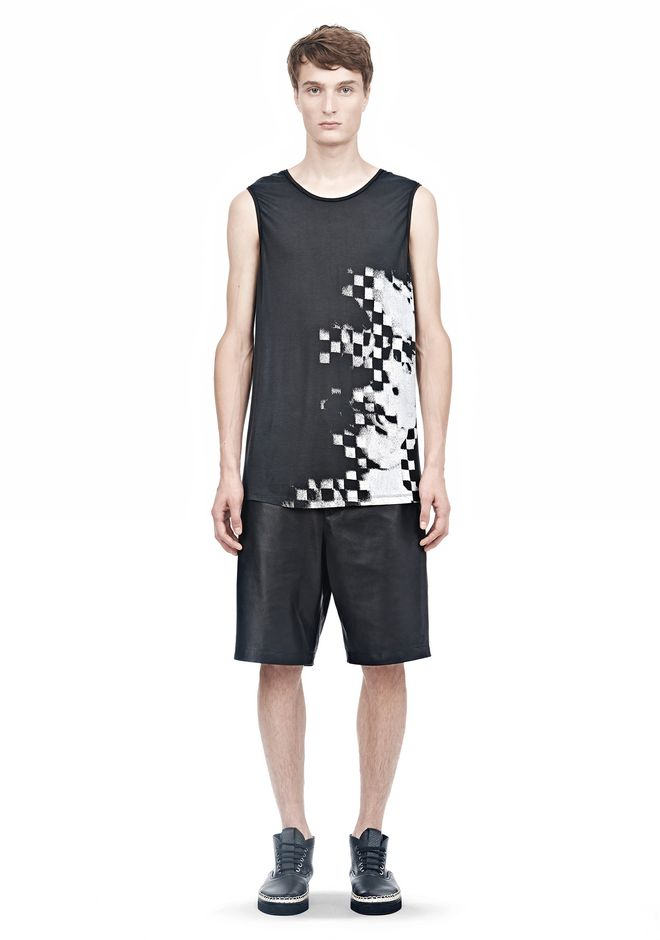 ALEXANDER WANG MUSCLE TANK TOP Adult 12_n_f