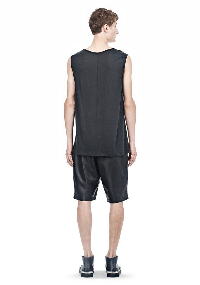 ALEXANDER WANG MUSCLE TANK TOP Adult 12_n_r