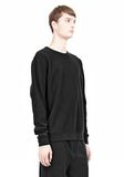 T by ALEXANDER WANG VINTAGE FLEECE SWEATSHIRT SWEATER Adult 8_n_a