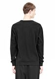 T by ALEXANDER WANG VINTAGE FLEECE SWEATSHIRT SWEATER Adult 8_n_d