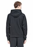 T by ALEXANDER WANG VINTAGE FLEECE ZIP UP HOODIE HOODIE Adult 8_n_d