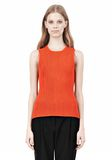 ALEXANDER WANG TUBULAR STRIPE TANK TOP Adult 8_n_e