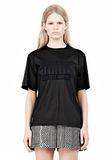 ALEXANDER WANG PARENTAL ADVISORY CREWNECK T-SHIRT Short sleeve t-shirt Adult 8_n_e