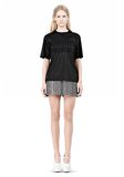 ALEXANDER WANG PARENTAL ADVISORY CREWNECK T-SHIRT Short sleeve t-shirt Adult 8_n_f