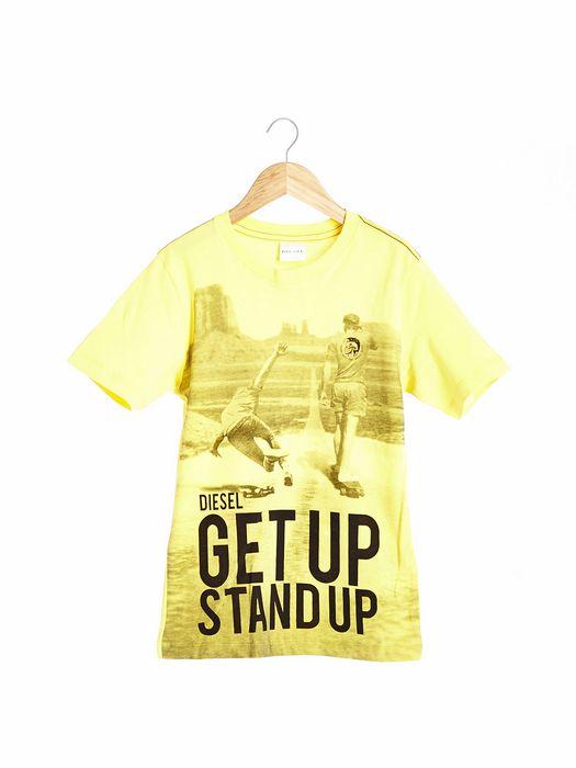 DIESEL TIXOY SLIM T-shirt & Top U f