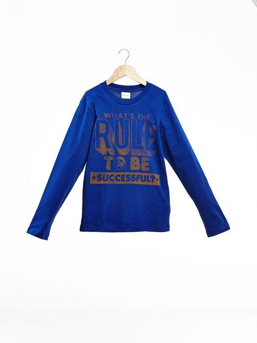 DIESEL TAZY SLIM T-shirt & Tops U f