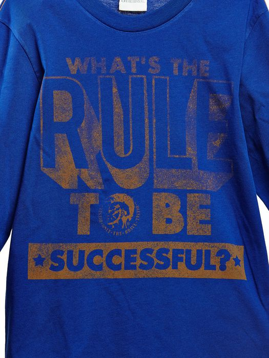DIESEL TAZY SLIM T-shirt & Top U a
