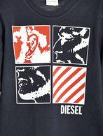 DIESEL TUFY SLIM T-shirt & Haut U a