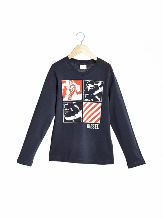 DIESEL TUFY SLIM T-shirt & Haut U f