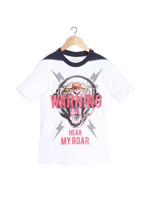 DIESEL TEIDY SLIM T-shirt & Top U f