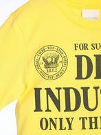 DIESEL TORRY SLIM Camiseta & Top U a