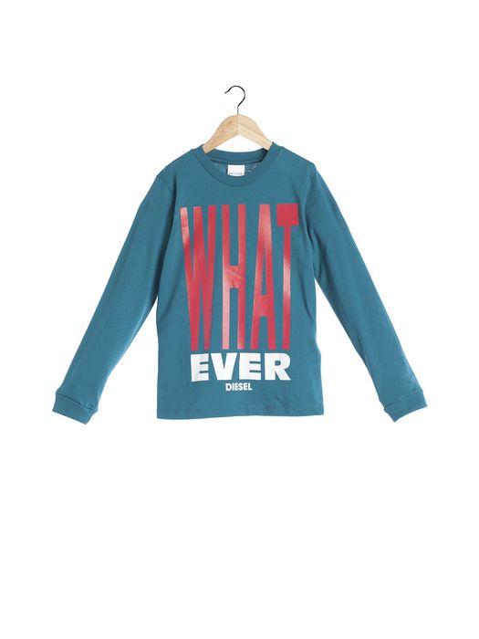 DIESEL TUBY SLIM T-shirt & Tops U f