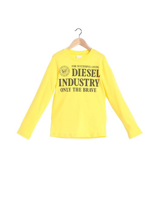 DIESEL TORRY SLIM ML Camiseta & Top U f