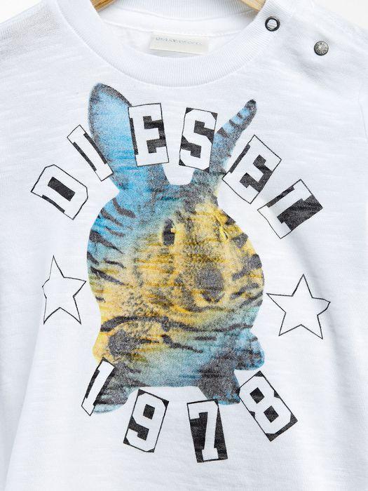 DIESEL TIPAB Camiseta & Top U a