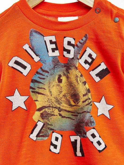 DIESEL TIPAB T-shirt & Top U a